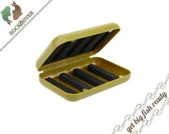 Durable Fly Box Fly Fishing Trout Salmon
