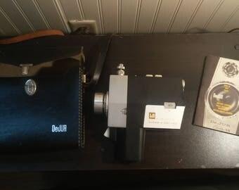 Dejur Slow Motion Super 8 Reflex Camera