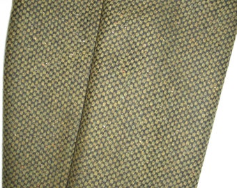 Dorr Mill Wool Check Fabric
