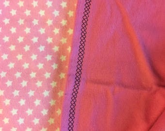 Wish upon a star car seat blanket