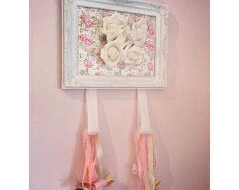 Flower headband holder