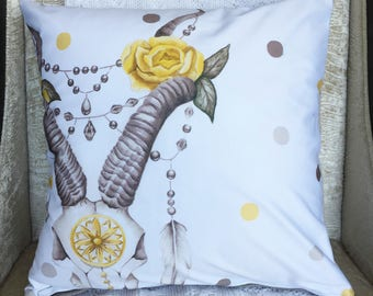 "16 ""x 16"" pillow cover"