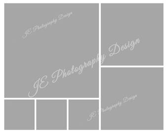 The ORIGINAL In the Box Templates -  In the Box Photography - unique 8x10 and 11x14 template