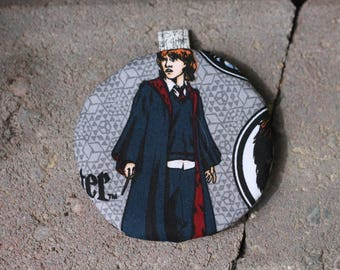 Harry Potter Circle  Earbud Pouch