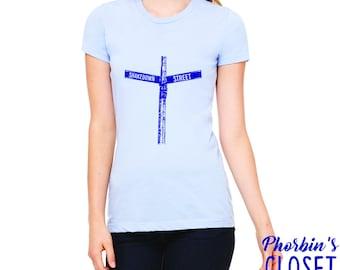 Grateful Dead Inspired Shirt, Grateful Dead Song, Lot Shirt, Shakedown Street Shirt