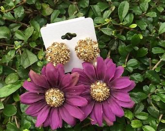 Uriana flower earring
