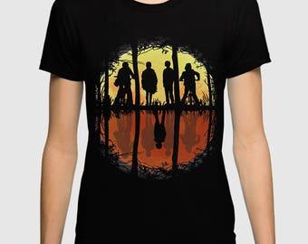 Stranger Things Art Men's Women's T-shirt