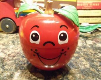 1972 Fisher Price Happy Apple