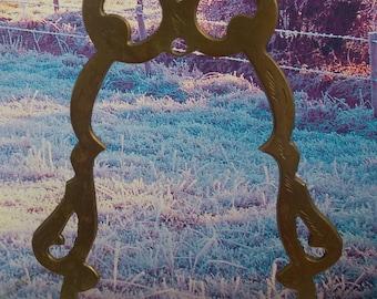 Brass Picture Holder
