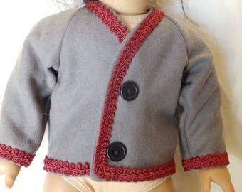 """American Girl Doll 18"""" Doll Clothes-Harry Potter Gryffindor Sweater"""