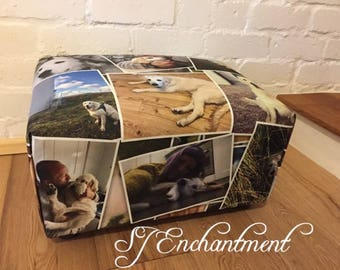 Personalised Pouffe