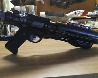 Custom Modified Star Wars Nerf Death Trooper Blaster