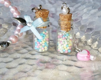 Candy Jar Charm Necklace