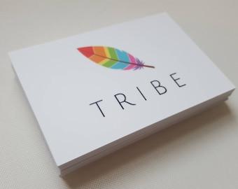 TRIBE Gentle Parenting Affirmation/Mantra Cards