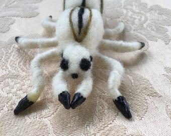 Needle Felted Wool Bug
