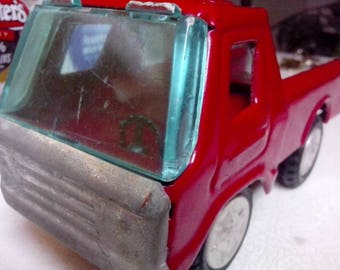 Vintage Bandi Pickup Truck.