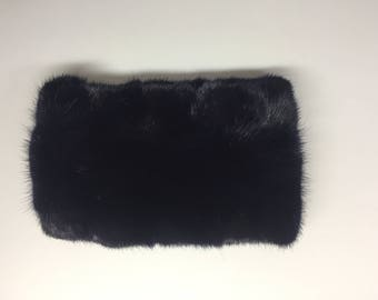 Furry mobile case