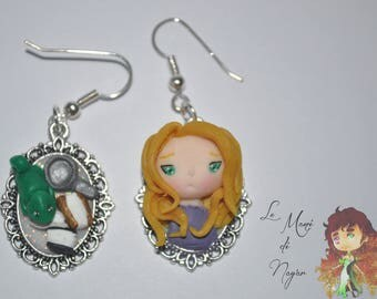 Rapunzel Disney Earrings
