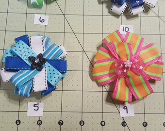 Medium Flower bow