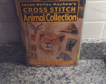 Cross Stitch Animal Collection