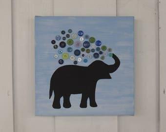 canvas children's painting