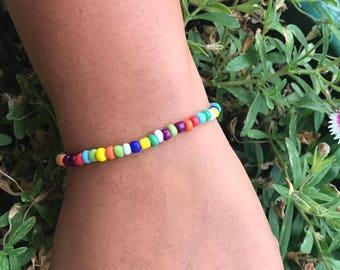 Rainbow Children's Bracelet