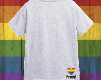 Proud life t-shirt