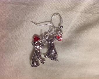 Retreiver earrings