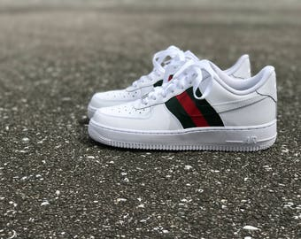 Nike Air Force 1 Gucci custom by fawl