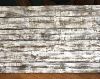 Distressed Wood Headboards