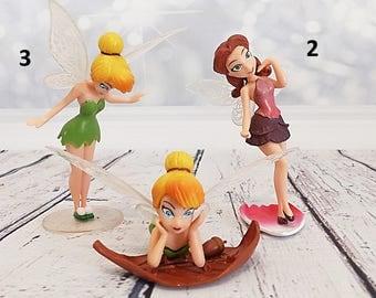 Fairy Tinkerbell Tinker Bell Cake topper - Disney figurine