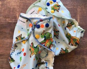 Elephant OS pocket diaper