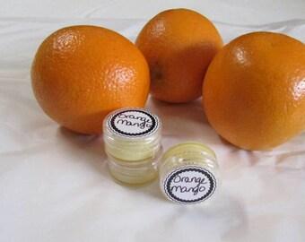 Orange Mango All Natural Lip Balm