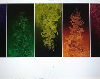 Color Smoke Set