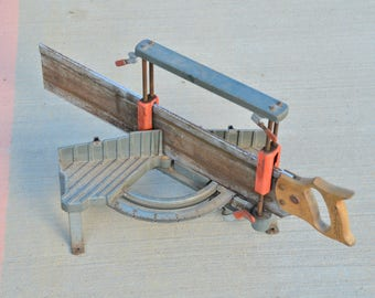 Vintage Craftsman Miter Saw 26 inch Kromedge