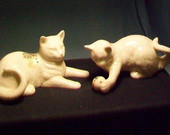 Lenox China Jewels Cats