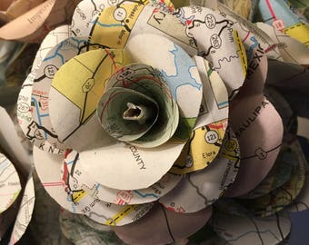 Paper Flowers (3 for 10)