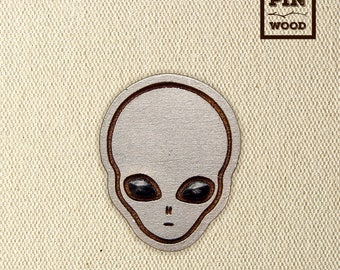 Wooden pin Alyoshenka