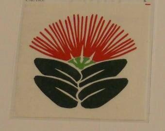 Lehua Flower Vinyl Sticker -- Free Shipping