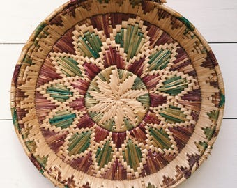 Woven Detail Basket
