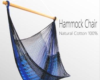 hammock chair natural cotton 100 andaman handmade thailand