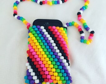 Kandi Cell Phone Purse Cell Phone Case