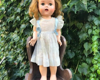 Vintage Sausy Walker Doll