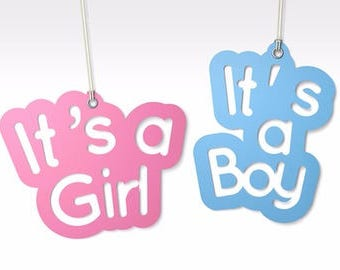 Its a Boy or Girl revealing bath bomb (girl)