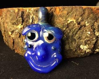 Kind bud boro glass pendant