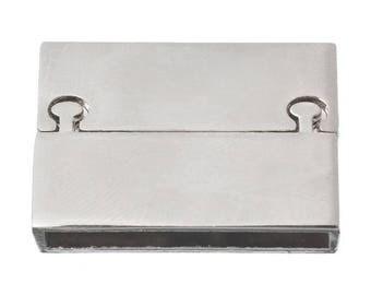 Magnetic clasps for MULTISTRAND 2.7x1.8cm Bracelet set