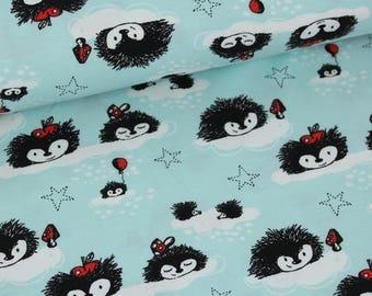 organic jersey Hedgehog