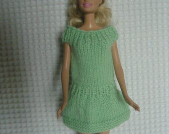Doll clothes for Barbie, dress