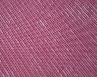 Fabric velvet thick ribs PASTEL pink