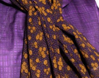 Scarf shawl Chic scarf, chiffon shawl, scarf dressed, gauzy chiffon light gift